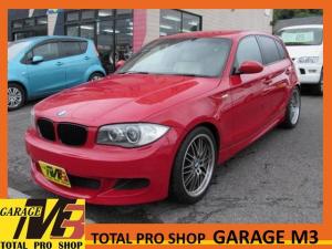 BMW 1シリーズ 130i Mスポーツ 6速MT・純正ナビ・純正ホイール
