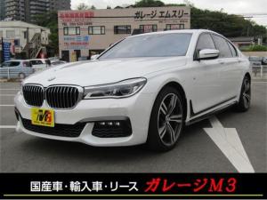 BMW 7シリーズ 750i Mスポーツ