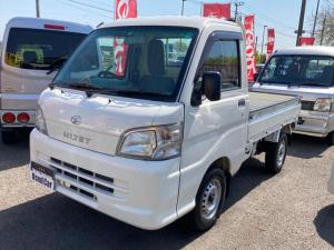 ダイハツ ハイゼットトラック エアコン・パワステ スペシャル 4WD AC MT ホワイト