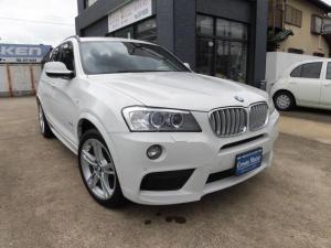 BMW X3 xDrive 20i Mスポーツパッケージ OP19AW