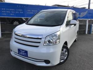トヨタ ノア X スマートエディション HDDナビTV・Bカメラ後席モニター電動ドア