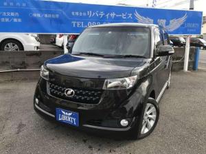 トヨタ bB S エアロ-Gパッケージ ナビ・TV・ETC・スマートキー・イルミS