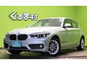 BMW 1シリーズ 118iターボ HDDナビ 16AW LED ワンオーナー車