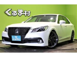 トヨタ クラウン Rサルーン メーカーHDDマルチ 20AW TEIN車高調