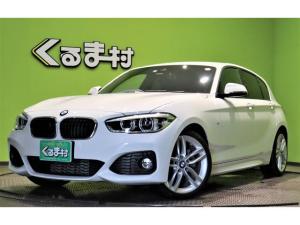 BMW 1シリーズ 118i Mスポーツ ターボ HDDナビ  OP18AW