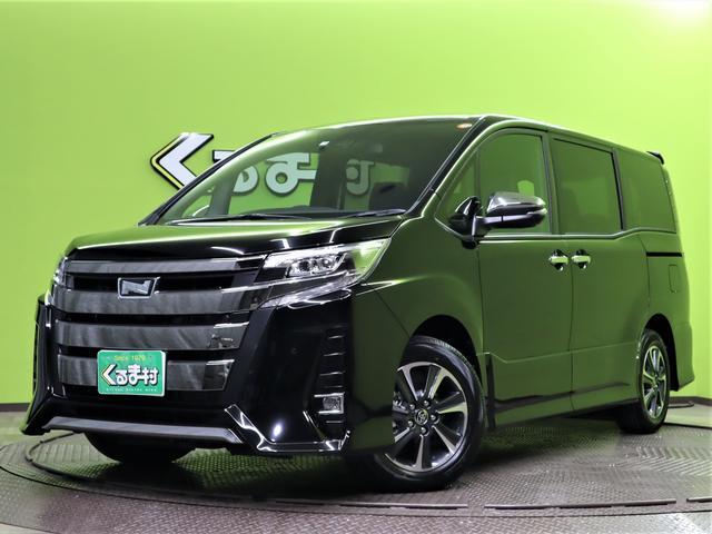 トヨタセーフティセンス/クルコン/アイドリングS/ 両側自動スライドドア/ハーフレザーシート/スマートキー/LED/16AW