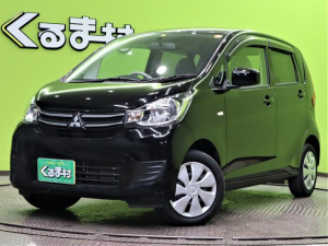 三菱 eKワゴン E 走行距離15500km 純正CDオーディオ ベンチシート 運転席シートヒーター 電格ミラー キーレスエントリー CVT