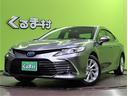 トヨタ/カムリ G/セーフティセンス/登録済未使用車/