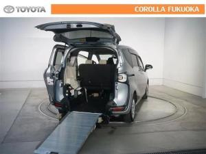トヨタ シエンタ Xクルマイスシヨウスロ-プ3 予防安全装置付き メモリーナビ