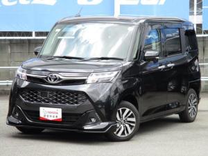 トヨタ タンク カスタムG 社外SDナビ アップグレードパック クルーズC