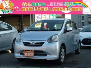 ダイハツ ミライース L メモリアルエディション CDデッキ キーレス ABS