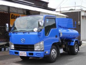 マツダ タイタントラック  バキューム車 糞尿車