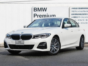 BMW 3シリーズ 320d xDrive Mスポーツ ガラスサンルーフ ACC