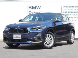 BMW X2 xDrive 18d コンフォートP ヘッドアップ ACC