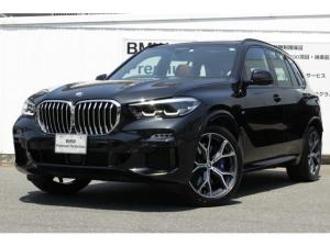 BMW X5 xDrive 35d Mスポーツ 電動ガラスサンルーフ デモ