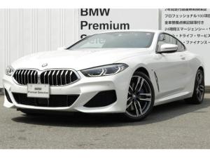 BMW 8シリーズ 840d xDriveクーペ Mスポーツ