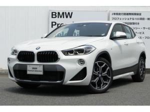 BMW X2 sDrive 18i MスポーツX 弊社デモカー Bカメラ