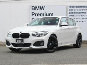 BMW 1シリーズ 118d Mスポーツ エディションシャドー ワンオーナー