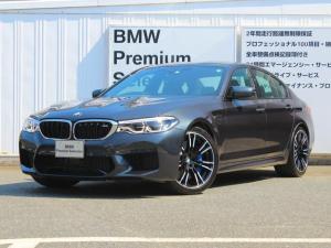 BMW M5 M5 ベースグレード 弊社デモカー コンフォートパッケージ