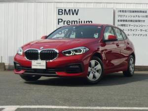 BMW 1シリーズ 118i 16インチAW HDDナビゲーション バックカメラ コーナーセンサー LEDヘッドライト USB/Bluetoothオーディオ ワンオーナー