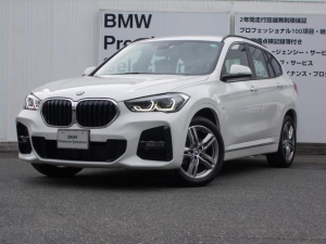 BMW X1 xDrive 18d Mスポーツ 4WD 18インチAW アクティブクルーズコントロール デモカー HDDナビゲーション バックカメラ PDCセンサー USB/Bluetoothオーディオ