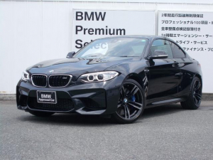 BMW M2 ベースグレード harman/kardonサラウンドシステム M DCT  Mブレーキ 19インチAW  純正HDDナビ バックカメラ 車両品質評価書5点