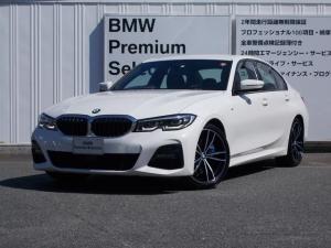 BMW 3シリーズ 320i Mスポーツ 認定中古車 全国メーカー2年保証付 AIS車両品質評価書付 純正19インチAW 純正ナビ バックカメラ 電動トランク パワーシート 追従式クルーズコントロール LEDヘッドライト