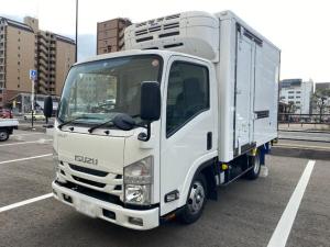 いすゞ エルフトラック  冷凍 冷蔵 -30℃設定 スタンバイ付き ラッシング 新免許対応 トプレック ETC ドラレコ バックモニター 90度ストッパー サイドドア