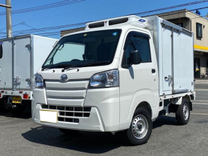 ダイハツ ハイゼットトラック  低温冷凍車 冷凍車 冷蔵 -25度設定 サイドドア 観音 2コンプレサー