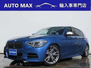 BMW 1シリーズ M135i純正HDDナビPDCキセノン純正18AWETC
