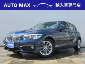 BMW 1シリーズ 118i パーキングサポートPKG 1オーナー 禁煙車