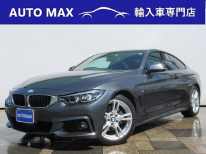 BMW 4シリーズ 420iクーペ Mスピリット アクティブクルーズコントロール