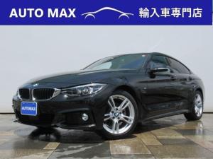 BMW 4シリーズ 420iグランクーペ MスピリットACCドライビングアシスト