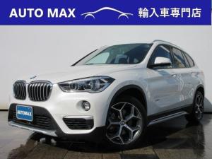 BMW X1 sDrive 18i xライン /1オーナー/ハイラインパッケージ/インテリジェントセーフティ/