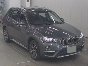 BMW X1 sDrive 18i xライン /1オーナー/コンフォートPKG/タッチパネル式HDDナビ/Bカメラ/デジタルメーター/シートヒーター/