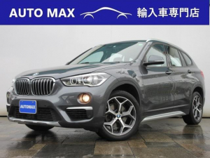 BMW X1 sDrive 18i xライン /1オーナー/コンフォートPKG/インテリジェントセーフティ/ハーフレザーシート/シートヒーター/