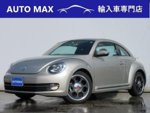 フォルクスワーゲン ザ・ビートル デザイン Own Beetle特別発注生産車/クルーズコントロール/