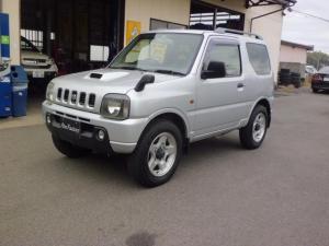 スズキ ジムニー XC 4WD ターボ 4AT アルミ タイヤバリ目 ETC