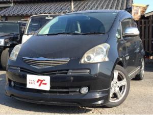 トヨタ ラクティス G Lパッケージ 社外アルミ ナビ HIDライト