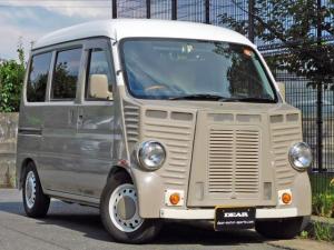 ホンダ アクティバン SDX フレンチバス仕様 社外マフラ- ロ-ダウン ナルディステアリング キ-レス タイミングベルト ウォーターポンプ交換済み