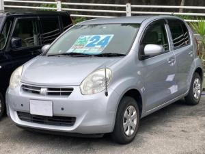 トヨタ パッソ X SDナビ ワンセグTV バックカメラ Bluetooth スマートキー 走行5.7万キロ 車検令和4年10月
