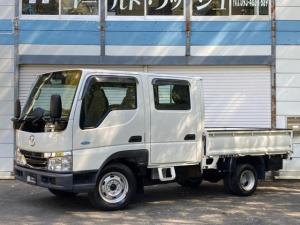 マツダ タイタンダッシュ  Wキャブ 社外ナビ ETC 三方開 クリーンディーゼル 最大積載量1250kg