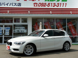 BMW 1シリーズ 116i ワンセグメモリーナビ 禁煙車