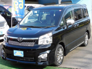 トヨタ ヴォクシー ZS 煌Z 煌Z SDナビ地デジ 11型後席M 両Pドア  全国対応無料2年保証