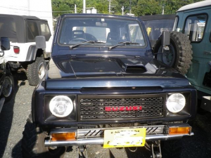 スズキ ジムニー ワイルドウインドリミテッド 4WD