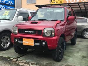 マツダ AZオフロード XC 4WD ターボ 社外16AW キーレス 社外オーディオ