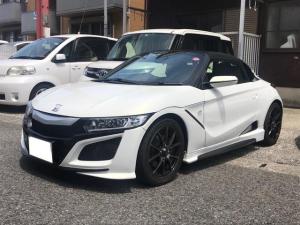 ホンダ S660 α HKS車高調 GT100キッド マフラー 足回り