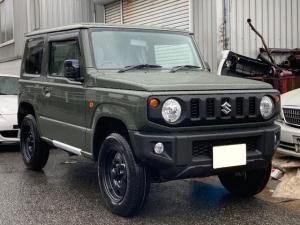 スズキ ジムニー XL 届出済未使用車 4WD 寒冷地仕様 スマートキー 集中ドアロック イモビライザー