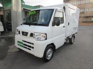 日産 NT100クリッパートラック 5度設定冷蔵車 加温 オートマ サイドドア