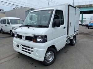 日産 クリッパートラック  -5度設定冷蔵冷凍車 オートマ サイドドア ローン月々18900円よりございます。